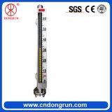 Calibre nivelado líquido Lado-Montado Uhz-99A da água magnética
