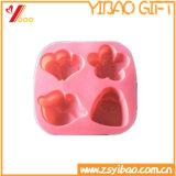 Поднос кубика льда силикона формы сердца фабрики горячий продавая