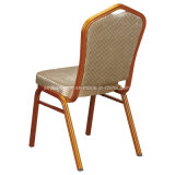 Обитый банкет металла обедая стул для трактира (JY-B01)