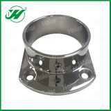 Prix de couverture de base de poste de pipe du fournisseur 50mm de bride d'acier inoxydable