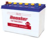 Trockene belastete Automobilbatterie ohne Elektrolyt N70L