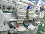 Машина вышивки Dahao машины вышивки рекламы 2 головная для шлемов и тенниски