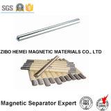 常置棒または管または棒磁石の磁気フィルター磁気分離器