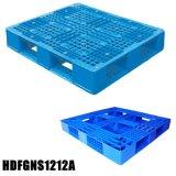 """) pallet di plastica utilizzati memoria accatastabili 1200X1200 (48 """" X48 """" e di Rackable all'ingrosso"""