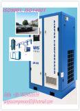 Compressor de ar do parafuso da extremidade do ar de Alemanha Alup para indústria movida a correia