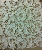 Lacet 100% de tissu brodé de coton de mode pour la robe de vêtement (BP-035)