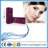 Acide hyaluronique en plastique de chirurgie, injection de remplissage d'acide hyaluronique à acheter, acide hyaluronique cutané de remplissage