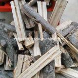 Máquina de madeira do divisor do registro de Debarker do processador de madeira elétrico mecânico