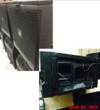 """A Quente-Venda Vtx V25 Dual 15 de """" linha altofalante três maneiras da disposição"""
