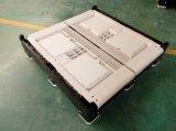 contenitore di grandi dimensioni di plastica standard australiano pieghevole scaricato 1162X1162