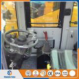 cargador de conducción automático de la rueda del sistema hydráulico 1200kg mini (916A)