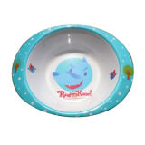 Handle/Melamine Tableware (MRH12001)를 가진 멜라민 Kid의 Tableware 또는 Salad Bowl