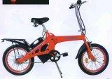 Bicyclette électrique (se plier)