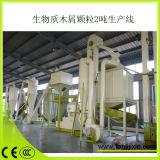 Zhangqiu 700kg/H Wood Pellet Making Line Skj450-2