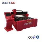 Máquina do cortador do laser da fibra do metal de folha