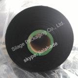 Pellicola nera dell'involucro del silaggio di colore, pellicola Anti-UV di Balage, stagnola del silaggio di LLDPE per lo spostamento della balla