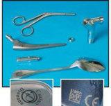 Le produit usine l'inscription de laser, échantillons de gravure de laser d'outils des produits