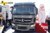 De Vrachtwagen Trator van Beiben V3 380HP van de aanhangwagen
