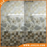 Baumaterial Gloosy gesetzte Ceramik Badezimmer-Wand-Fliesen für Russland