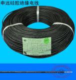 Connexion de température élevée le câble électrique de silicones de fil