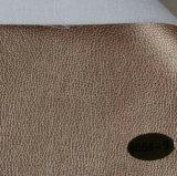 Cuero sintetizado decorativo del Faux para el sofá, (806#)