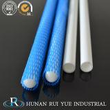 Alta allumina Rod Polished di ceramica di resistenza di abrasione 99.7%