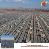 Fabricantes de los sistemas del montaje del panel solar de la alta calidad en China (GD607)