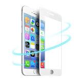 Borda quente da venda 3D ao vidro antiabalo do protetor da tela da borda para iPhone7/7plus