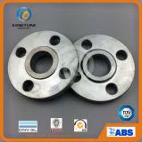 Flange assim galvanizada A105 superior do aço de carbono das BS do RUÍDO do GOST do ANSI JIS da qualidade (KT0598)