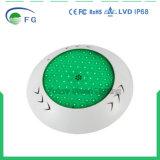 Iluminação subaquática de superfície da piscina do diodo emissor de luz do diodo emissor de luz da alta qualidade 18W-42W