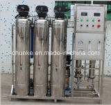 Machine de niveau de purification d'eau d'acier inoxydable de santé par le système de RO