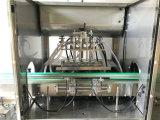 Máquina de rellenar líquida completamente automática del grado superior