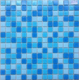 Fábrica azul de China del color del mosaico de la piscina