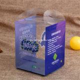 Горячие продавая коробки пластичного любимчика пакета подарка рождества складывая