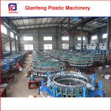Fabricación circular plástica de la máquina del telar del bolso que teje