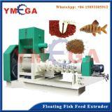 Linha de produção de flutuação completa da alimentação dos peixes