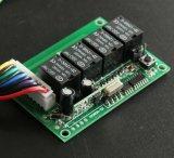 4 Kanal-Empfänger und Übermittler-Installationssatz für 433/315MHz
