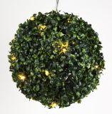 Bola colgante solar del Topiary, Dia27cm