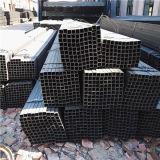 Geschilderde Zwarte Vierkante Pijp voor Poort