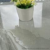 Azulejo de mármol gris de la piedra de la porcelana de la copia del azulejo de suelo de la inyección de tinta 3D