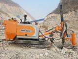 El comprador comercial del aseguramiento protege la plataforma de perforación minera de la roca de la ráfaga