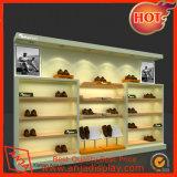 Almacenaje montado en la pared del zapato para el departamento