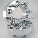 distanziatore della rotella 6X139.7, adattatore della rotella fatto di alluminio forgiato 6061