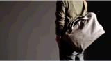 Borse di modo per i grandi sacchetti di corsa del cuoio dell'unità di elaborazione degli uomini (BDMC059)