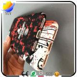 潮ブランドのHarajukuの通り文化カムフラージュの落書き様式の古い潮ブランドSt U Ssyの電話箱