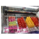 Vetrina della visualizzazione del gelato/visualizzazione del Popsicle