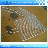 Heat-Resisting ячеистая сеть барбекю металла