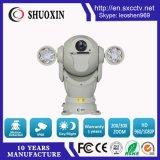 1.3MP CMOS 100m Camera van kabeltelevisie van de Visie van de Nacht HD IRL Vechile PTZ