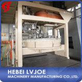 Maquinaria de la planta del polvo del yeso del yeso de la capacidad grande del alto rendimiento con precio bajo