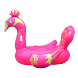 Beautiful New Design PVC gonflable Pool Float Pavoque